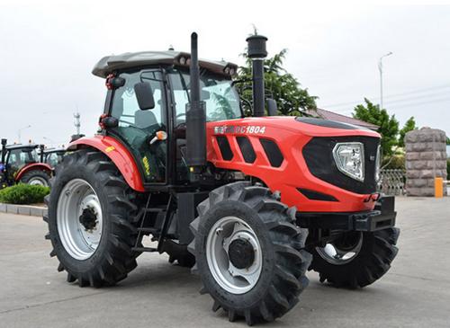 大型拖拉机的技术保养和保管